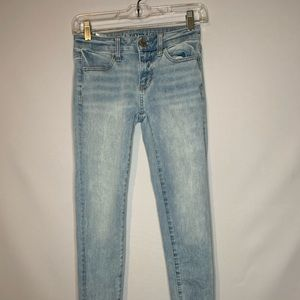 American Eagle Jeans Girls Size 00